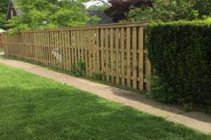 Photo #6: Fences, Decks, and Storage Shed Designer and Builder