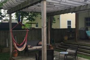 Photo #4: Fences, Decks, and Storage Shed Designer and Builder