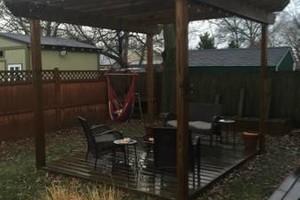 Photo #3: Fences, Decks, and Storage Shed Designer and Builder