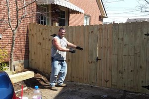 Photo #17: Professional Fencing and Painting etc...