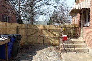Photo #6: Professional Fencing and Painting etc...