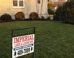 Photo #1: IMPERIAL LAWN & LANDSCAPING