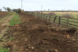 Photo #8: Land clearing and excavating