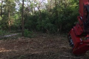 Photo #2: Land clearing and excavating