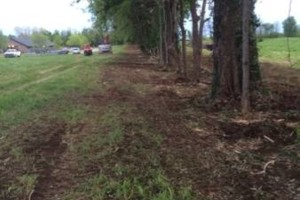Photo #1: Land clearing and excavating