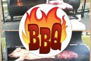 Photo #1: Smokin' D's BBQ - hogs, pork steaks, whole chickens, turkeys, deer, sheep...