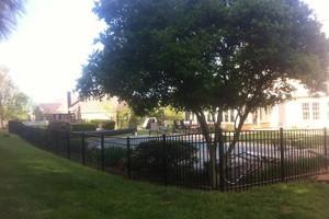 Photo #5: Fence crews. Wood-vinyl-chainlink & aluminum fences