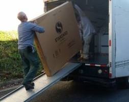 Photo #2: MOVING, ODD JOBS, DELIVERY, ETC.