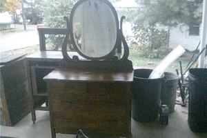 Photo #4: Furniture, doors, trim, floors Historical Refinishing and Preservation