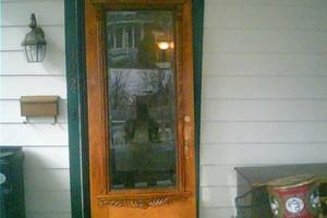 Photo #2: Furniture, doors, trim, floors Historical Refinishing and Preservation