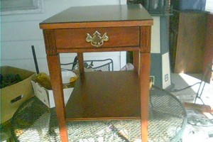 Photo #1: Furniture, doors, trim, floors Historical Refinishing and Preservation