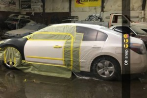 Photo #1: C&C auto & body repair & $50 local tow