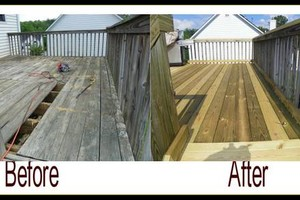 Photo #5: Tucker's Deck Construction & Repair