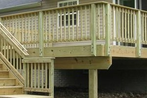 Photo #4: Tucker's Deck Construction & Repair