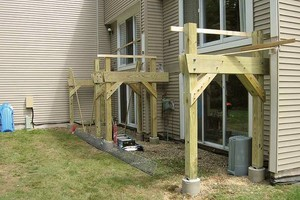 Photo #3: Tucker's Deck Construction & Repair