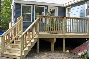 Photo #2: Tucker's Deck Construction & Repair