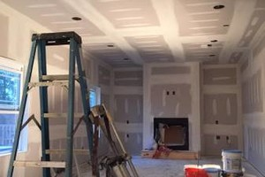 Photo #1: DRYWALL SERVICES AT A REASONABLE COST!