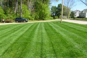Photo #1: JW Lawncare - mow, weedeat, leafblow by Jordan