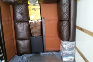 Photo #1: Helping Hand Movers - load and unload your belongings