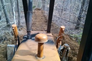 Photo #1: MDE Construction Co. -  Sewer line, Drainage system install...