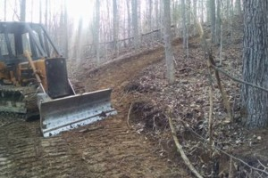 Photo #3: MDE Construction Co. -  Sewer line, Drainage system install...