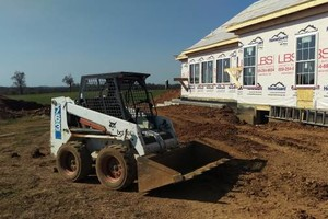 Photo #3: Workhorse Excavating - Bobcat for hire