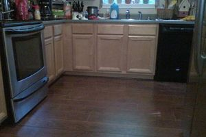 Photo #9: Hardwood Floor Refinishing and Installation by Terry