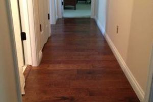 Photo #7: Hardwood Floor Refinishing and Installation by Terry