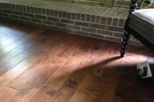 Photo #5: Hardwood Floor Refinishing and Installation by Terry