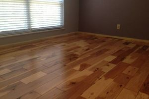 Photo #4: Hardwood Floor Refinishing and Installation by Terry