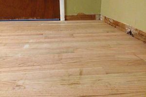 Photo #3: Hardwood Floor Refinishing and Installation by Terry