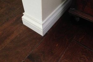 Photo #1: Hardwood Floor Refinishing and Installation by Terry
