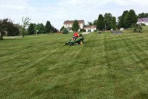 Photo #10: Mowing, Tree topping & Landscaping Services