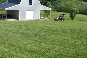 Photo #9: Mowing, Tree topping & Landscaping Services
