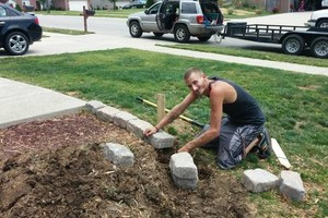 Photo #3: Mowing, Tree topping & Landscaping Services