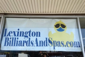 Photo #1: Lexington Billiards and Spas - Pool Table Services, Moving, Recovering, and Recushioning