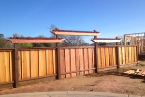Photo #22: Lou Rodriguez fencing TOWN AND COUNTRY FENCE