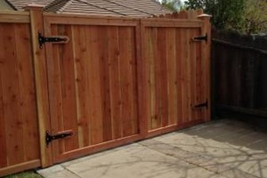 Photo #18: Lou Rodriguez fencing TOWN AND COUNTRY FENCE