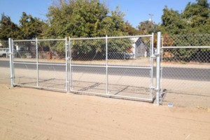 Photo #17: Lou Rodriguez fencing TOWN AND COUNTRY FENCE