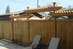 Photo #5: Lou Rodriguez fencing TOWN AND COUNTRY FENCE