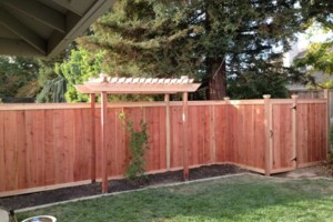 Photo #1: Lou Rodriguez fencing TOWN AND COUNTRY FENCE