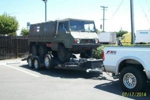 Photo #1: Auto trailering/ towing/ transport service