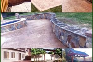 Photo #23: Bella Vista Landscape - retaining walls, sod, drip/sprinkler system