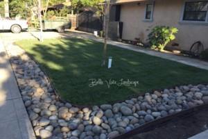 Photo #22: Bella Vista Landscape - retaining walls, sod, drip/sprinkler system