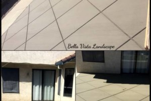 Photo #21: Bella Vista Landscape - retaining walls, sod, drip/sprinkler system