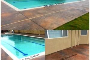 Photo #16: Bella Vista Landscape - retaining walls, sod, drip/sprinkler system