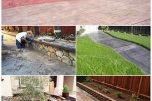 Photo #14: Bella Vista Landscape - retaining walls, sod, drip/sprinkler system