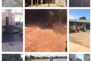 Photo #11: Bella Vista Landscape - retaining walls, sod, drip/sprinkler system