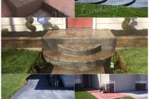 Photo #5: Bella Vista Landscape - retaining walls, sod, drip/sprinkler system