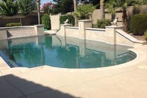 Photo #2: Weekly Pool service. Pool service & repairs